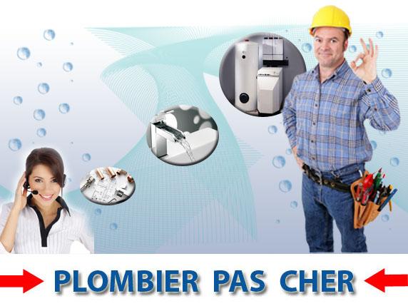 Toilette Bouché Theil Sur Vanne 89760